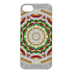 Fauna In Bohemian Midsummer Style Apple Iphone 5s/ Se Hardshell Case by pepitasart