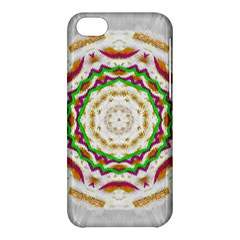 Fauna In Bohemian Midsummer Style Apple Iphone 5c Hardshell Case by pepitasart
