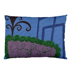 Purple Shoe Pillow Case by snowwhitegirl