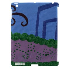 Purple Shoe Apple Ipad 3/4 Hardshell Case (compatible With Smart Cover) by snowwhitegirl