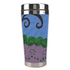Purple Shoe Stainless Steel Travel Tumblers by snowwhitegirl