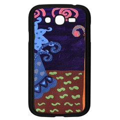 Jack In The Box Flower Samsung Galaxy Grand Duos I9082 Case (black)