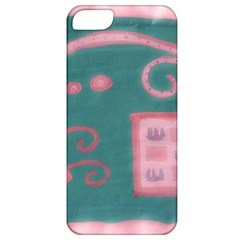 A Pink Dream Apple Iphone 5 Classic Hardshell Case by snowwhitegirl