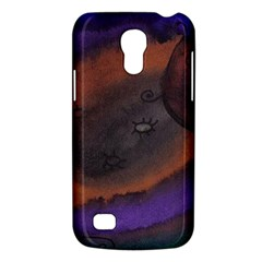 The Black Whole Egg Samsung Galaxy S4 Mini (gt I9190) Hardshell Case  by snowwhitegirl