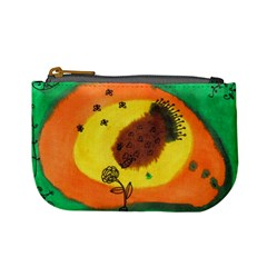 Pirana Eating Flower Mini Coin Purses by snowwhitegirl