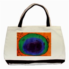 Egg Basic Tote Bag by snowwhitegirl