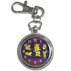 Boring Egg Key Chain Watches