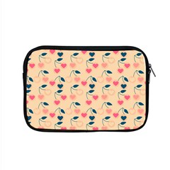 Heart Cherries Cream Apple Macbook Pro 15  Zipper Case by snowwhitegirl