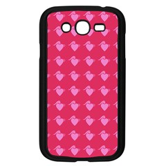 Punk Heart Pink Samsung Galaxy Grand Duos I9082 Case (black)