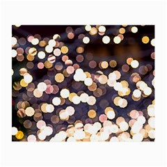 Bright Light Pattern Small Glasses Cloth by FunnyCow