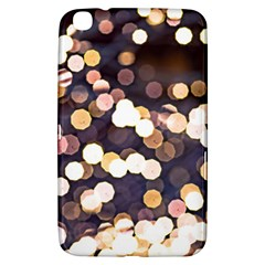 Bright Light Pattern Samsung Galaxy Tab 3 (8 ) T3100 Hardshell Case  by FunnyCow