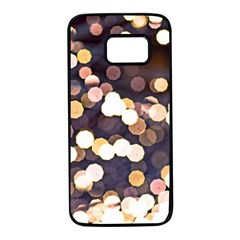 Bright Light Pattern Samsung Galaxy S7 Black Seamless Case by FunnyCow
