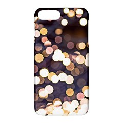 Bright Light Pattern Apple Iphone 8 Plus Hardshell Case by FunnyCow