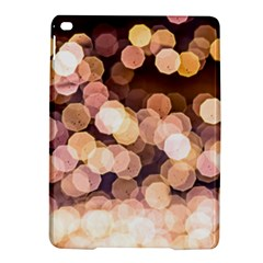 Warm Color Brown Light Pattern Ipad Air 2 Hardshell Cases by FunnyCow
