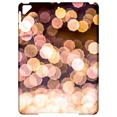 Warm Color Brown Light Pattern Apple Ipad Pro 9 7   Hardshell Case