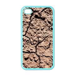 Earth  Light Brown Wet Soil Apple Iphone 4 Case (color) by FunnyCow