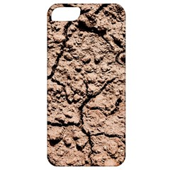 Earth  Light Brown Wet Soil Apple Iphone 5 Classic Hardshell Case by FunnyCow