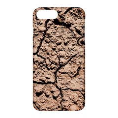 Earth  Light Brown Wet Soil Apple Iphone 7 Plus Hardshell Case by FunnyCow