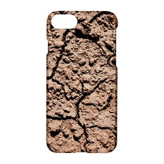 Earth  Light Brown Wet Soil Apple Iphone 8 Hardshell Case by FunnyCow