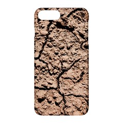 Earth  Light Brown Wet Soil Apple Iphone 8 Plus Hardshell Case by FunnyCow
