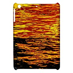 Liquid Gold Apple Ipad Mini Hardshell Case by FunnyCow