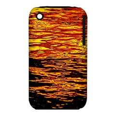 Liquid Gold Iphone 3s/3gs by FunnyCow