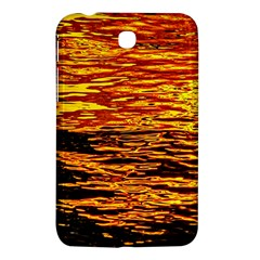 Liquid Gold Samsung Galaxy Tab 3 (7 ) P3200 Hardshell Case  by FunnyCow