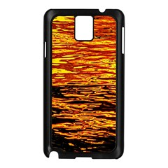 Liquid Gold Samsung Galaxy Note 3 N9005 Case (black) by FunnyCow