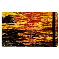 Liquid Gold Apple Ipad Pro 12 9   Flip Case by FunnyCow
