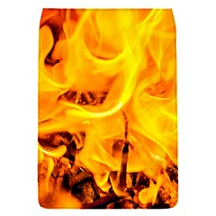 Fire And Flames Flap Covers (s)  by FunnyCow