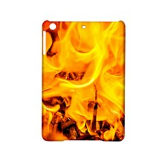 Fire And Flames Ipad Mini 2 Hardshell Cases by FunnyCow