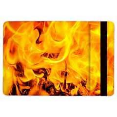 Fire And Flames Ipad Air 2 Flip by FunnyCow
