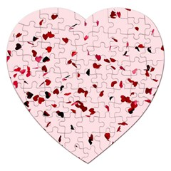 Love Is In The Air Jigsaw Puzzle (heart) by FunnyCow