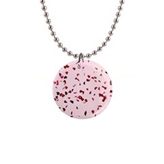 Love Is In The Air Button Necklaces