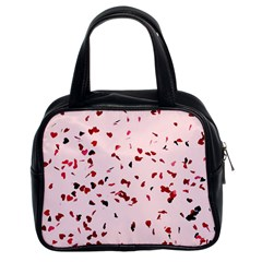 Love Is In The Air Classic Handbags (2 Sides) by FunnyCow
