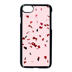 Love Is In The Air Apple Iphone 8 Seamless Case (black) by FunnyCow