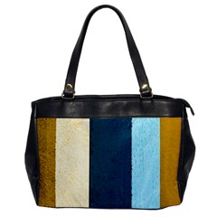 Flat Angle Office Handbags by FunnyCow