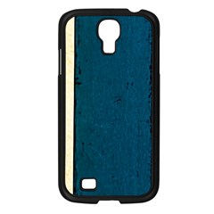 Flat Angle Samsung Galaxy S4 I9500/ I9505 Case (black) by FunnyCow
