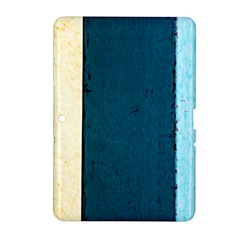 Flat Angle Samsung Galaxy Tab 2 (10 1 ) P5100 Hardshell Case  by FunnyCow