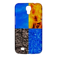 The Fifth Inside Funny Pattern Samsung Galaxy Mega 6 3  I9200 Hardshell Case by FunnyCow