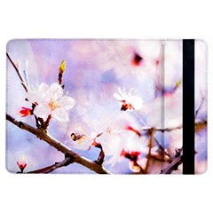Pink Sakura Purple Background Ipad Air Flip by FunnyCow