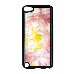 Pink Flowering Almond Flowers Apple Ipod Touch 5 Case (black) by FunnyCow