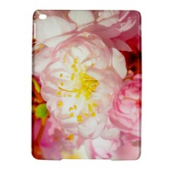 Pink Flowering Almond Flowers Ipad Air 2 Hardshell Cases by FunnyCow