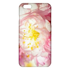 Pink Flowering Almond Flowers Iphone 6 Plus/6s Plus Tpu Case by FunnyCow