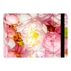 Pink Flowering Almond Flowers Apple Ipad 9 7 by FunnyCow