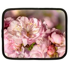 Beautiful Flowering Almond Netbook Case (xl)  by FunnyCow