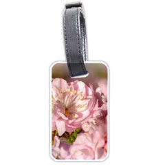 Beautiful Flowering Almond Luggage Tags (one Side)  by FunnyCow