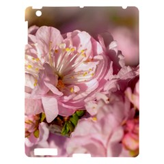 Beautiful Flowering Almond Apple Ipad 3/4 Hardshell Case by FunnyCow