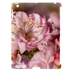Beautiful Flowering Almond Apple Ipad 3/4 Hardshell Case (compatible With Smart Cover) by FunnyCow