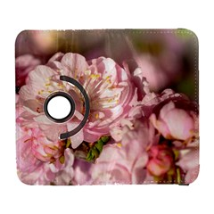 Beautiful Flowering Almond Samsung Galaxy S  Iii Flip 360 Case by FunnyCow